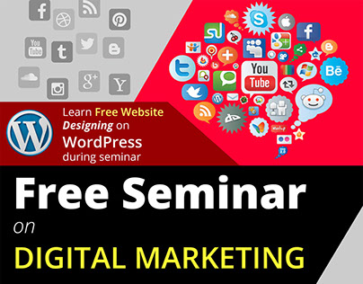 seminar promotion collateral