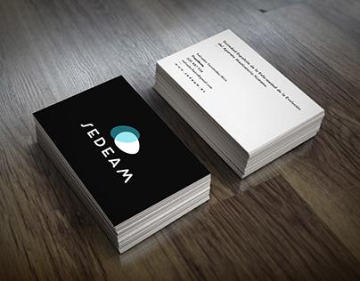 SEDEAM logo and website