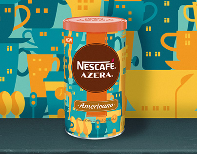 Nescafé Azera: Taste of the city