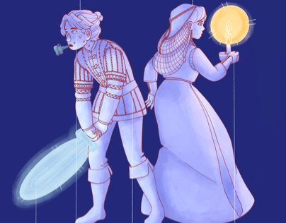 The Anatomy of a Fairytale Hero/Heroine