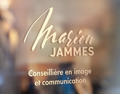 Marion Jammes - Conseillère en image