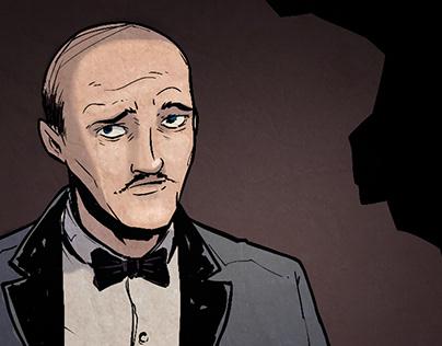 A Place for Hope (Gotham City Fan Comic)