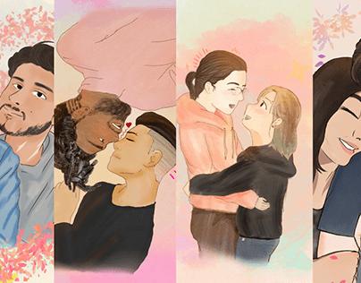 2020 Valentines' Day