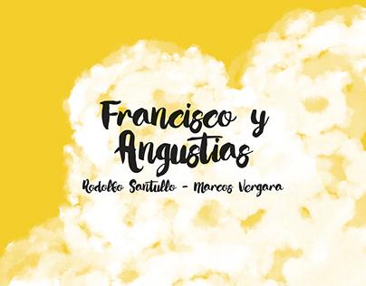 JUEVES: Francisco y Angustias de Santullo y Vergara.