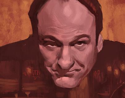 The Sopranos Fan Art