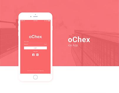 oChex - Service Experience Design