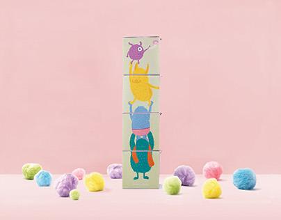 Cutie Patootie (Package Design)