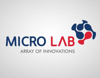 Microlab Brand Identity