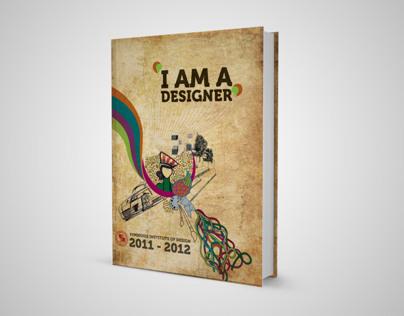 Symbiosis Institute of Design - Yearbook 2012