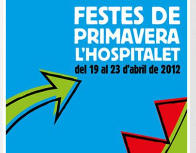 Festes de primavera L'Hospitalet 2012