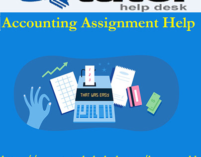 Get Your Studies On Track with Accounting Assignment
