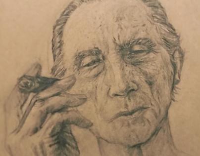 Portrait Duchamp