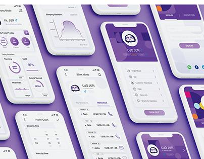 UX Design-2030 音乐交互系统设计
