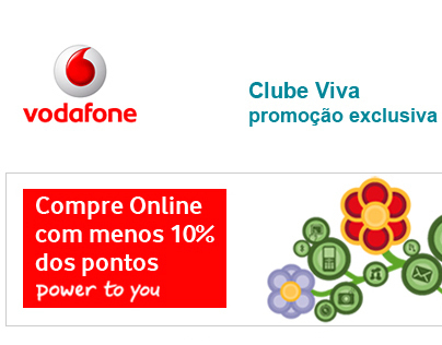 Vodafone.pt - Newsletter