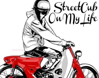 StreetCub On My Life