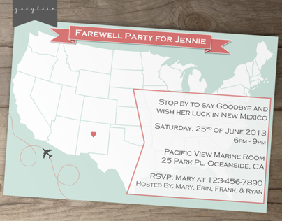 New Going Away Party Invites (5)