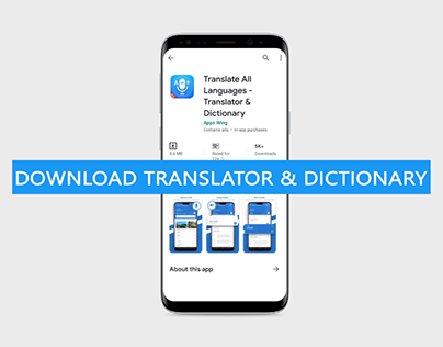 Translator & Dictionary