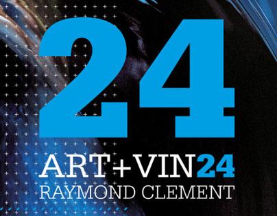 Art & Vin N° 24 Luxury Wine Box set