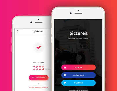 Picture it - mobile app