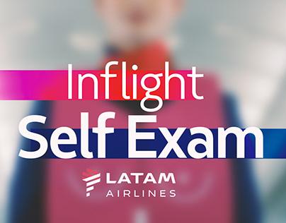 Inflight Self-Exam