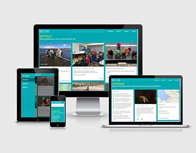 Mitt Hav Website