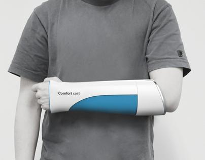 Comfort cast