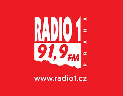 Radio 1 /kampaň 2019/