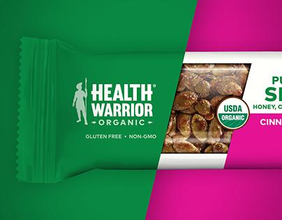 Health Warrior, Package Renderings
