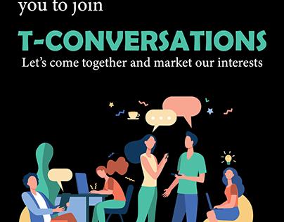 T-Conversations