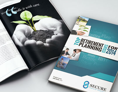 Secure Financial Solutions Report Series Design