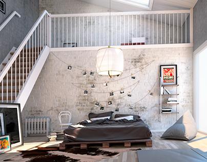 Ático / Penthouse