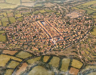 Confloenta, Duratón (Segovia) 2nd century C.E.