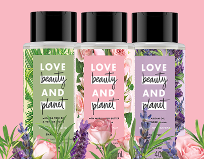 Love, Beauty, and Planet - Launch