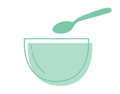 The Smoothie Bowl Branding