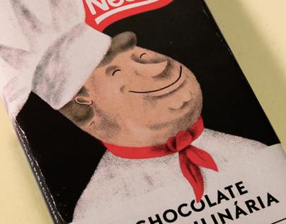 Restyling de Chocolate Culinário Nestlé