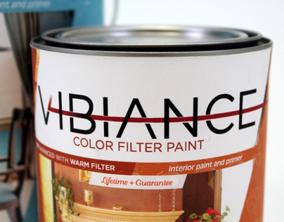 Vibiance Color Filter Paint