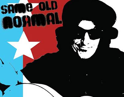 "Joe Normal ""Same Old Normal"" t-shirt/digital design"