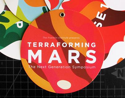 Terraforming Mars Invitation