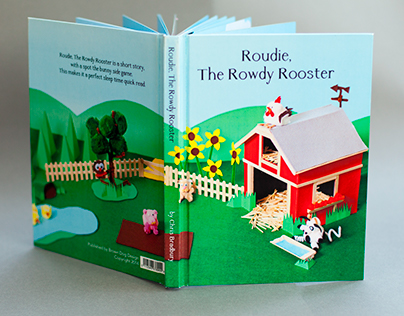 Roudie, The Rowdy Rooster