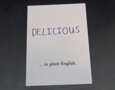 Delicious: in Plain English