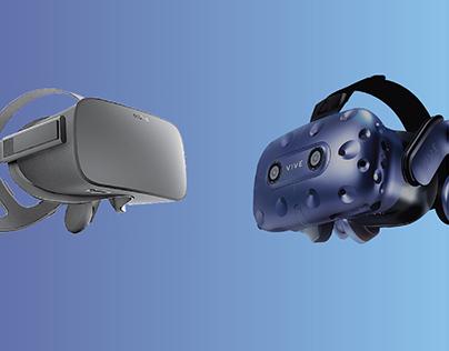 HTC Vive vs. Oculus Rift Content Audit