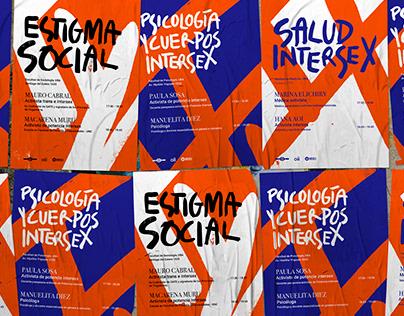Activismo Intersex // Campaña Tipográfica