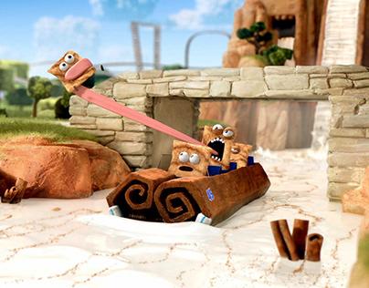"Cinnamon Toast Crunch III - ""Cinna-Milk Mountain"""