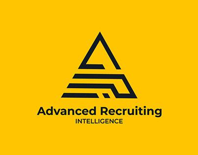 ARI Letter logo design | Minimalist logo| Monogram logo