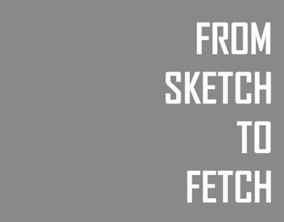 FROM SKETCH TO FETCH