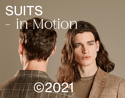 Suits in Motion - Collection SS 2021 Dormeuil