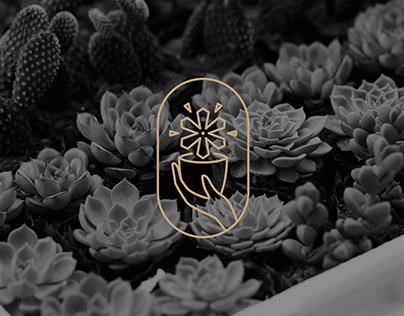 LOGO liti - succulents & pottery