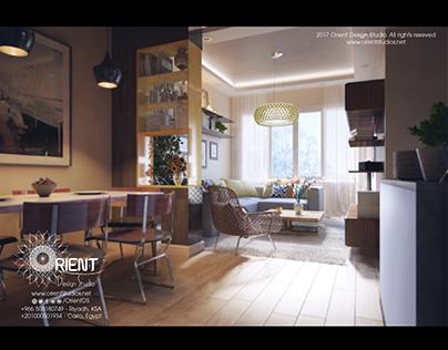 Modernia - A - Living room