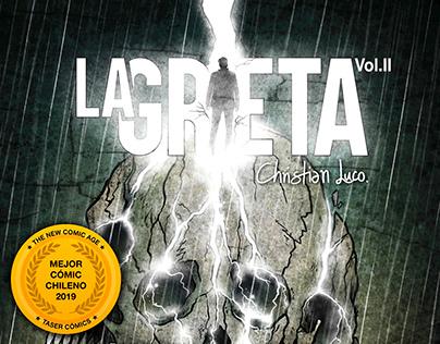 Cómic: La Grieta Vol.II (2019)