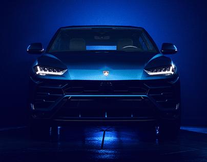 Lamborghini Urus   CGI Studio Renders